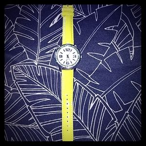Lovely Lime Green Watch